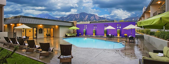 best hotel boulder colorado