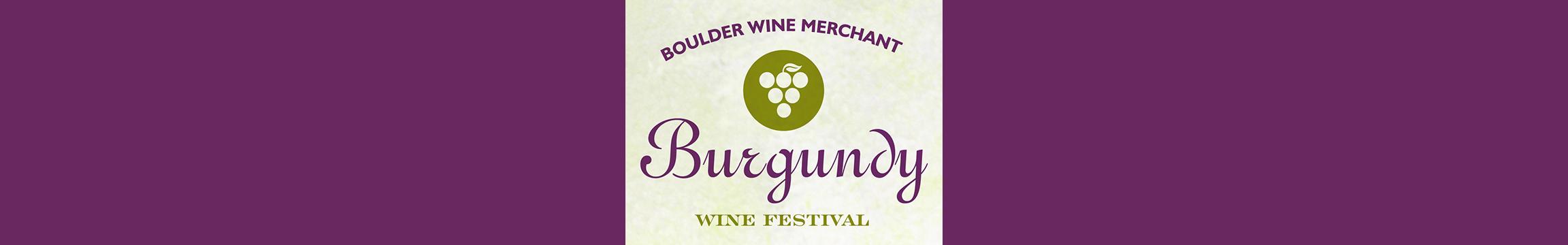 Boulder Burgundy Festival